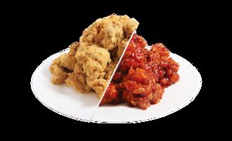 クリスピー チキン アンド トマト 馬込